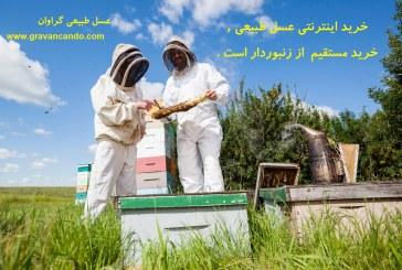 ۳۰ دلیل خرید اینترنتی عسل طبیعی؟