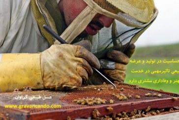 ۳۰ دلیل جالب برای خرید اینترنتی عسل طبیعی :