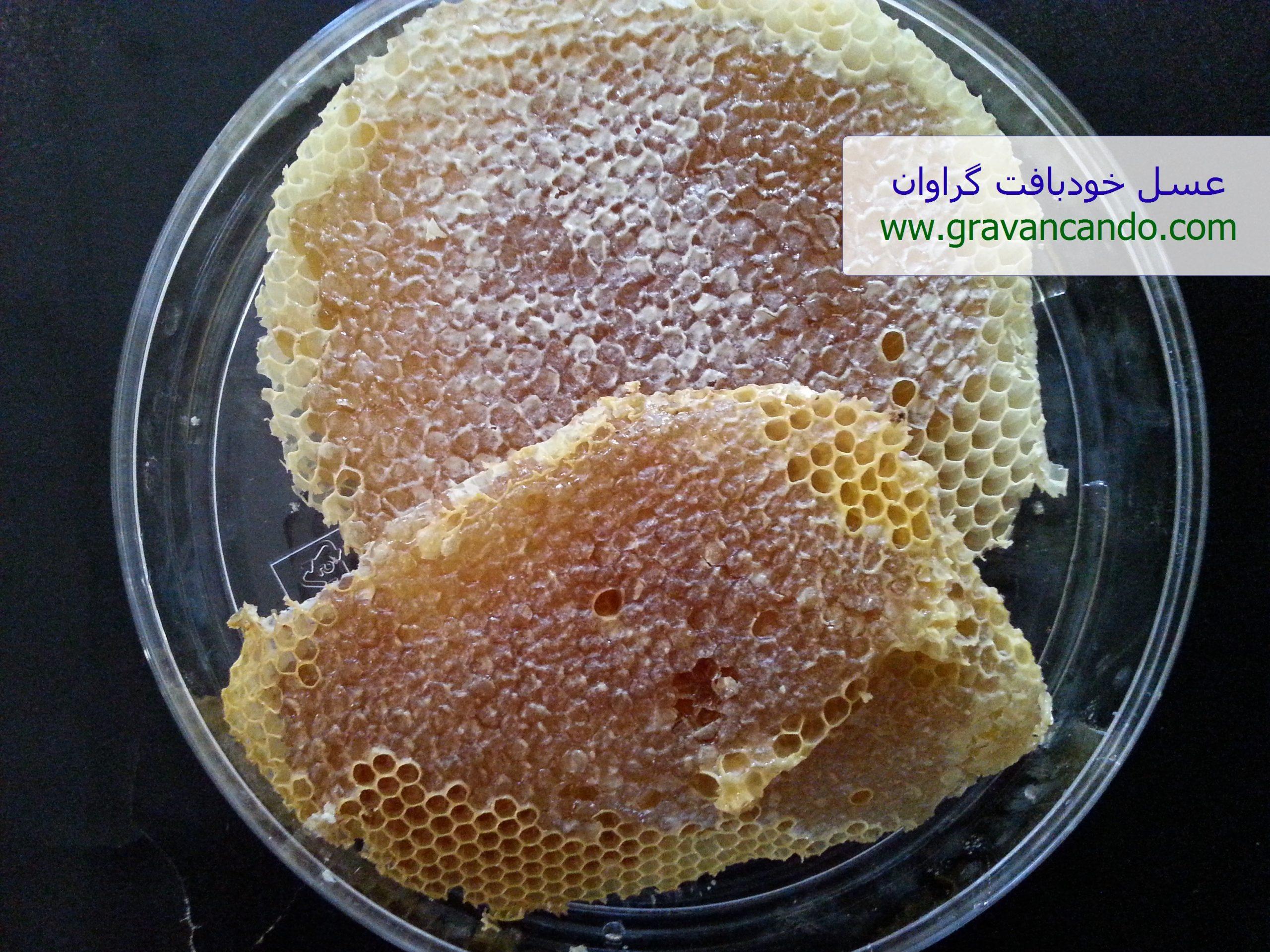 عسل خودبافت