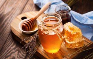 درمان دارویی عسل